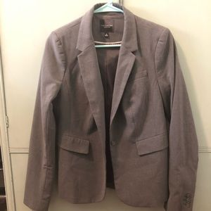 The Limited Grey Suit Jacket
